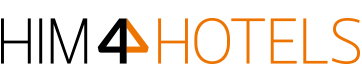 HIM4Hotels Logo